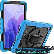SEYMAC Samsung Galaxy Tab A7 10.4'' 2020, Heavy Duty Shockproof Strap Case Cover for Samsung Galaxy Tab A7 10.4 inch SM-T5...