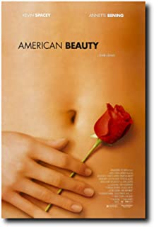 Mile High Media American Beauty Movie Poster 24x36 Inch Wall Art Portrait Print