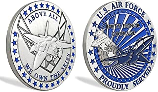 U.S. Air Force Above All Challenge Coin