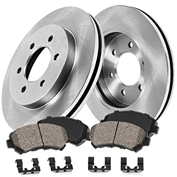 Akebono ACT1324A Front Disc Brake Pads