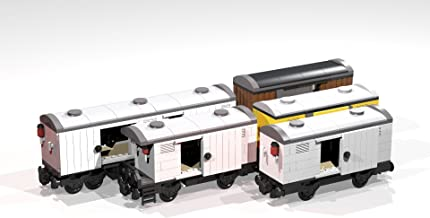 reefer train car