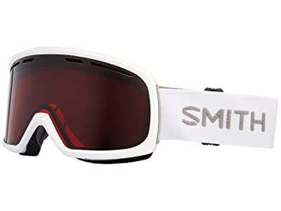 Smith Optics Range Goggle (White Frame/RC36/Extra Lens) Snow Goggles