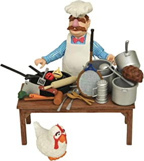 chef action figure