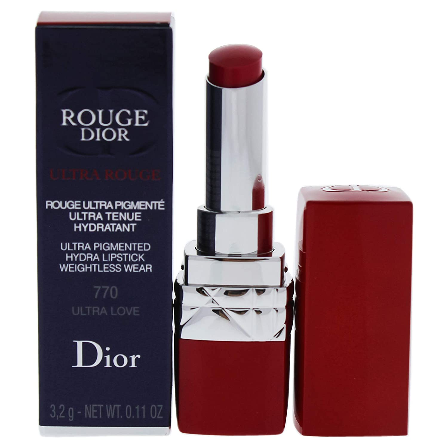 Dior Rouge Ultra Lipstick Love - 770 Free shipping anywhere in the nation Max 83% OFF