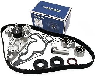 Timing Belt Kit Water Pump w/Gaskets Tensioner Fit 1998-2009 Lexus Toyota 4.0L 4.3L 4.7L 1UZFE 2UZFE 3UZFE 32V DOHC