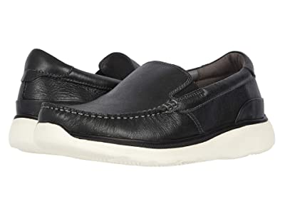 Propet Otis (Black Full Grain Leather) Men