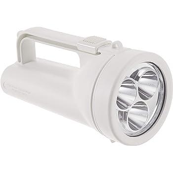 パナソニック LED懐中電灯 ワイドパワー強力ライト 乾電池エボルタNEO付 BF-BS02K-W