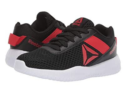 Reebok Kids Flexagon Energy (Little Kid/Big Kid) (Black/Red) Boys Shoes