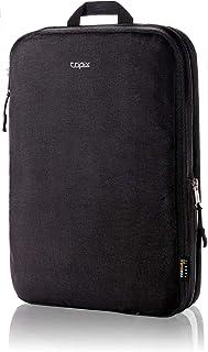 [Tripix] 圧縮バッグ 旅行 衣類 圧縮袋 衣類スペース60%節約 CORDURAナイロン採用 YKKファスナー 軽量 撥水加工