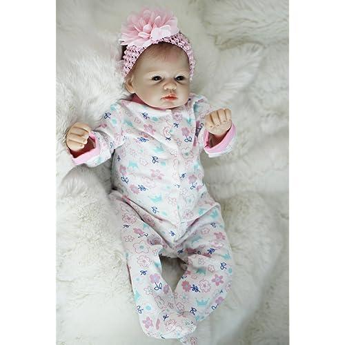 Silicone Baby Dolls: Amazon com