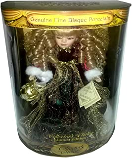Dan Dee Collector's Choice Limited Edition Fine Bisque Porcelain Angel Doll 15