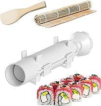 Sushi Making Kit,Sushi Maker,Japanese Sushi Making Kit,Sushezi Rice Roller Making Kit Prepare Sushi at Home