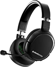 SteelSeries Arctis 1 Wireless Gaming Headset for Xbox – USB-C Wireless – Detachable ClearCast Microphone – for Xbox One an...