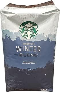 starbucks winter blend coffee