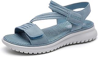 Shhyy Sandalias Trekking Caminar Atlético Zapatos para Caminar Al Aire Libre Deportes Playa Trekking Sandalias Zuecos De J...