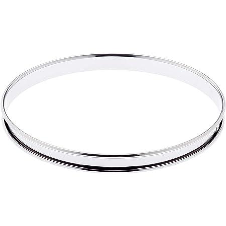 DE BUYER -3091.22N -cercle a tarte inox ht 2cmbd roule ø22