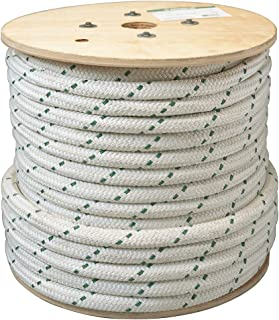 double braided composite rope