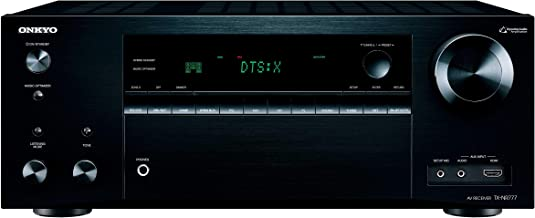 Onkyo TX-NR777 THX-Certified 7.2 Channel Network A/V Receiver (Renewed)
