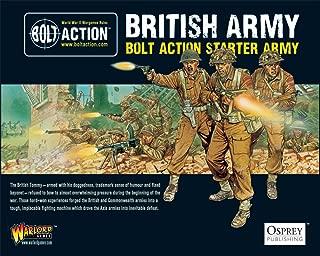 Bolt Action WWII British Starter Army
