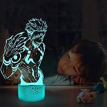 3D Anime Tafel LAMP Nachtverlichting Anime Lamp Licht Jujutsu Kaisen Led Nachtlampje voor Kids Speelgoed Gift Cartoon Crea...