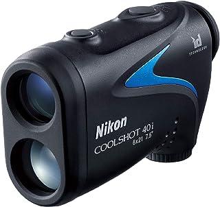 Nikon ゴルフ用レーザー距離計 COOLSHOT 40i LCS40I 高低差対応モデル