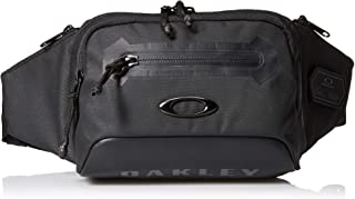 Oakley Mens Men's Training Belt Bag, Blackout, NOne SizeIZE