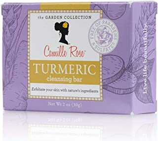 Camille Rose Turmeric Cleansing Bar from