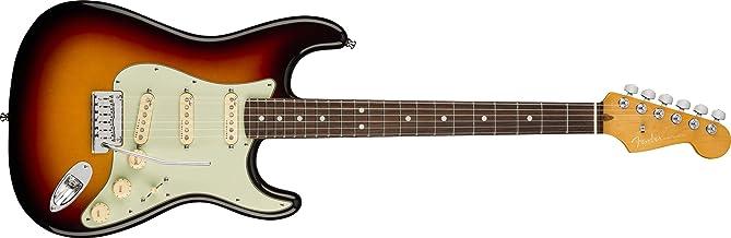 Fender American Ultra Stratocaster RW Ultraburst w/Hardshell Case