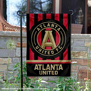 Wincraft Atlanta United Football Club Jersey Stripe Double Sided Garden Flag