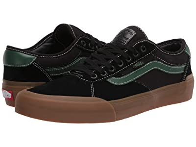 Vans Chima Pro 2 (Black/Alpine) Skate Shoes