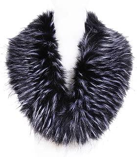 Best faux fur trim scarf Reviews