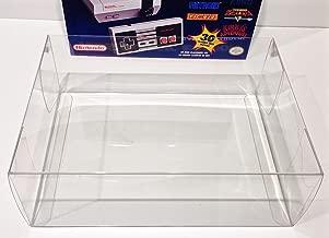 nes snes classic console box protector