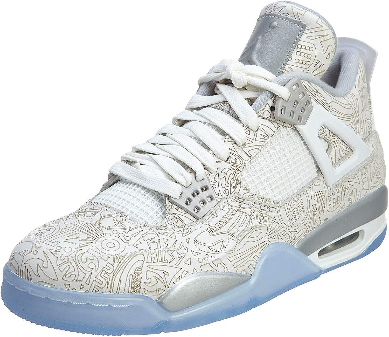 Nike Air Jordan 4 Retro Laser, Men's