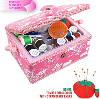Best pink sewing kit Reviews