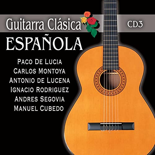Amazon.com: Spanish Classical Guitar, Vol. 3: Various ...