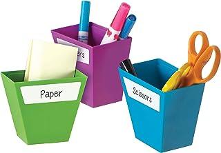 Boîtes de rangement de Learning Resources