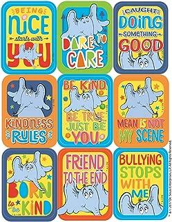 Eureka Horton Kindness, Assorted Stickers, Giant (650020)