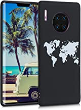 kwmobile TPU Silicone Case Compatible with Huawei Mate 30 Pro - Soft Flexible Shock Absorbent Protective Phone Cover - Tra...