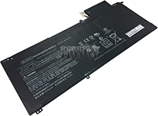 HWW New 11.4V 42Wh ML03XL Battery Compatible with HP Spectre X2 Detachable 12 813999-1C1 HSTNN-IB7D Series