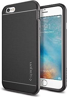 Spigen Neo Hybrid Designed for Apple iPhone 6S Case (2015) - Gunmetal