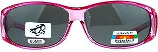Rectangular Polarized Anti-glare 60mm Fit Over OTG Sunglasses