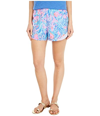 Lilly Pulitzer Ocean Trail Shorts (Multi Treasure Trove) Women