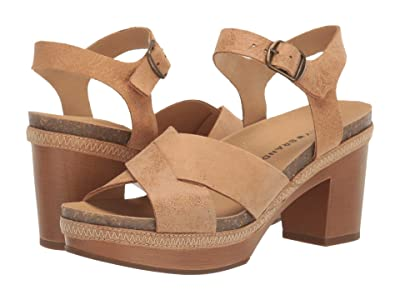 Lucky Brand Harvia (Tan) Women