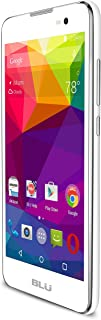 BLU Advance 5.0 - Unlocked Dual Sim Smartphone - US GSM - White
