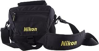 Nikon DSLR Shoulder Camera Bag- Black