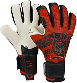 Renegade GK Limited Edition Rogue Goalie Gloves with Microbe-Guard (Sizes 6-11, 8 Styles, Lvl 4+) Pro Fingersaves   Only 1...