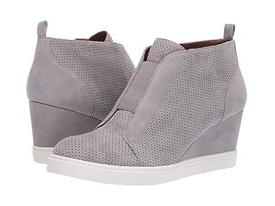 LINEA Paolo Felicia Wedge Sneaker (Rock) Women