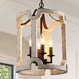 Best all white chandelier Reviews