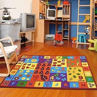 Furnish my Place Kids ABC Area Rug