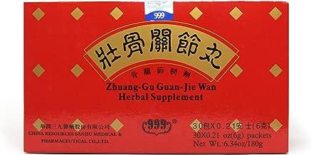 zhuang gu guan jie wan